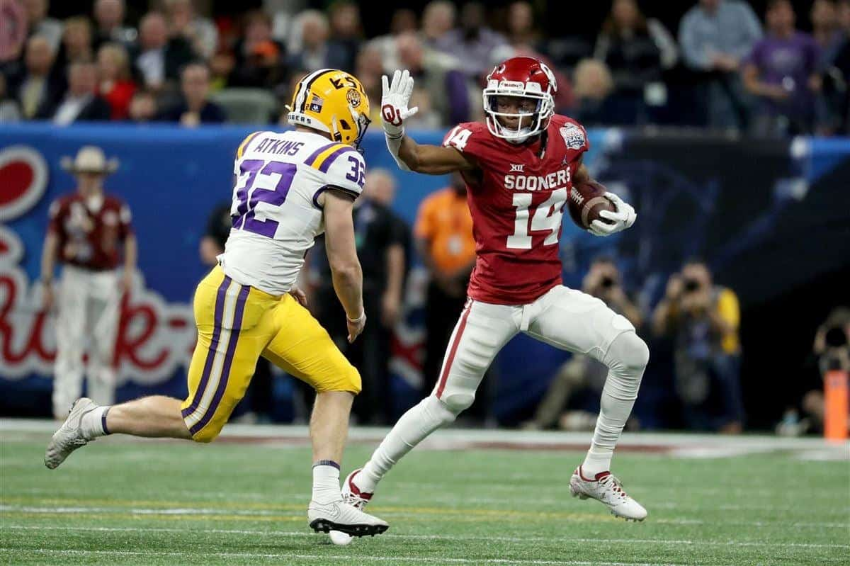 Can Charleston Rambo be the next great Oklahoma wide receiver?