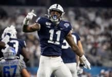 Cummings' 3-round 2021 NFL Mock Draft