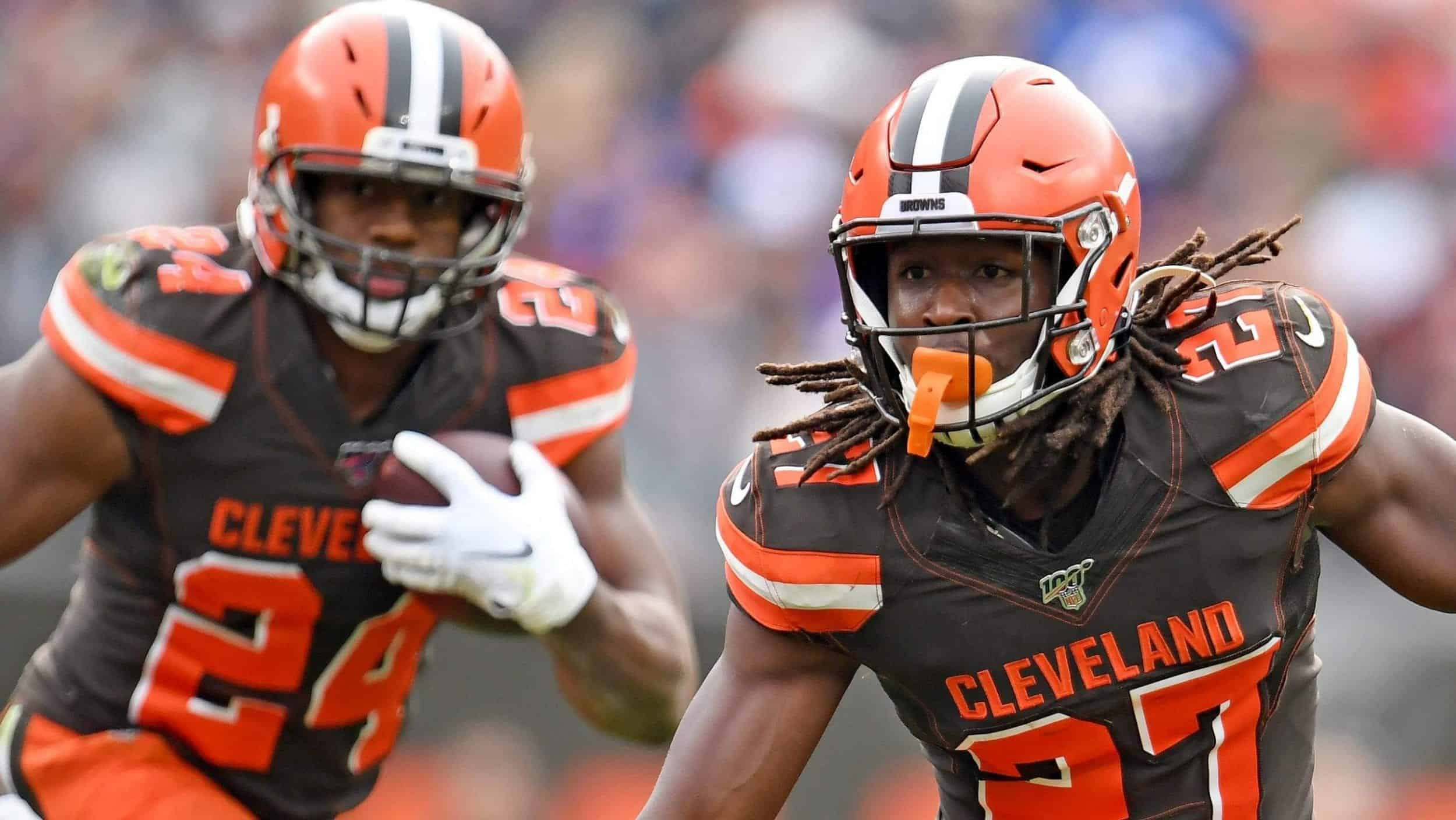 Cleveland Browns' 2020 playoff chances depend on the run game