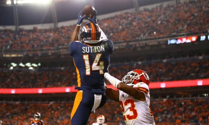 Courtland Sutton's 2020 Bets and Dynasty Outlook
