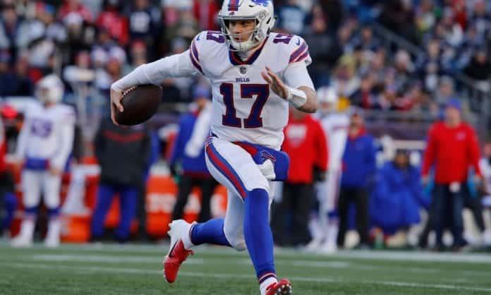 Can Josh Allen lead the Buffalo Bills as the franchise quarterback?