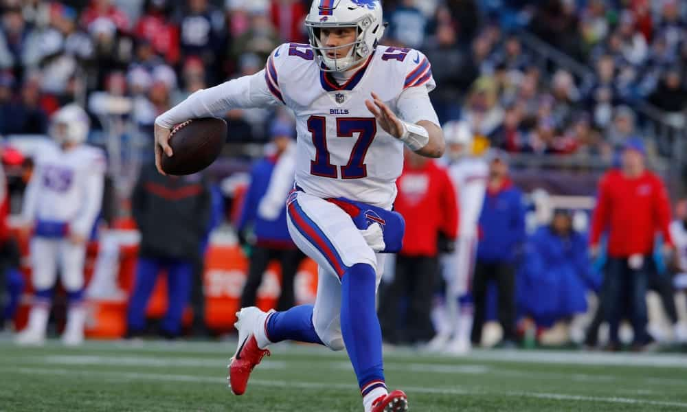 Can Josh Allen lead the Buffalo Bills as the franchise quarterback?