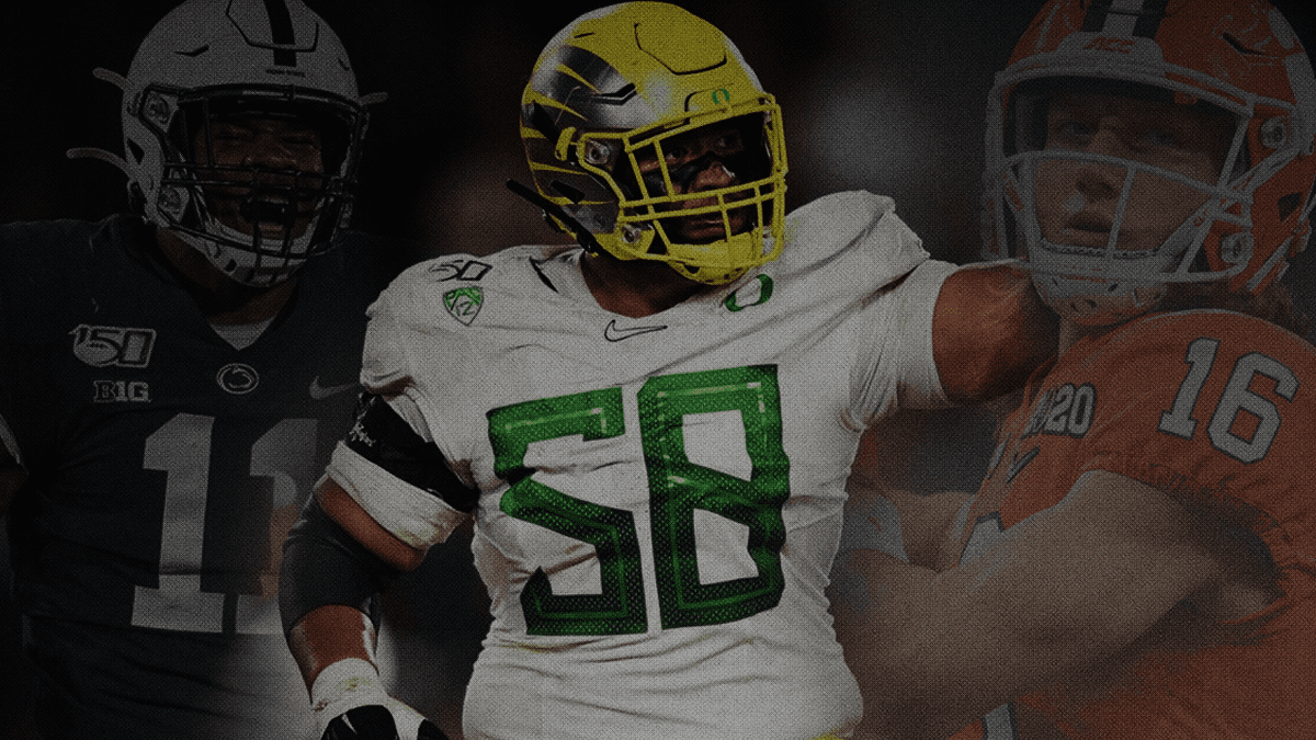 2021 NFL Draft: Ranking the summer's top 50 prospects | PFN