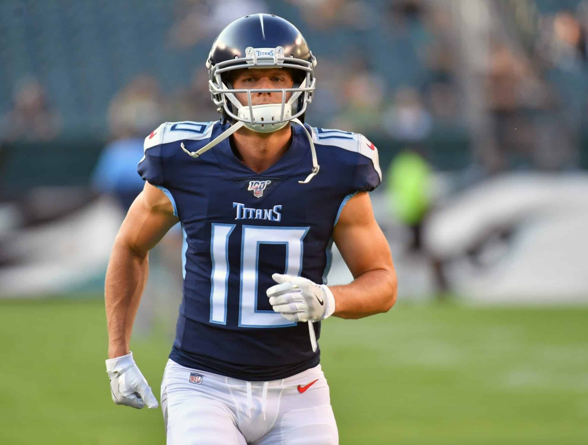 TitanTitans wide receiver Adam Humphries deserves a bigger role in 2020s wide receiver Adam Humphries