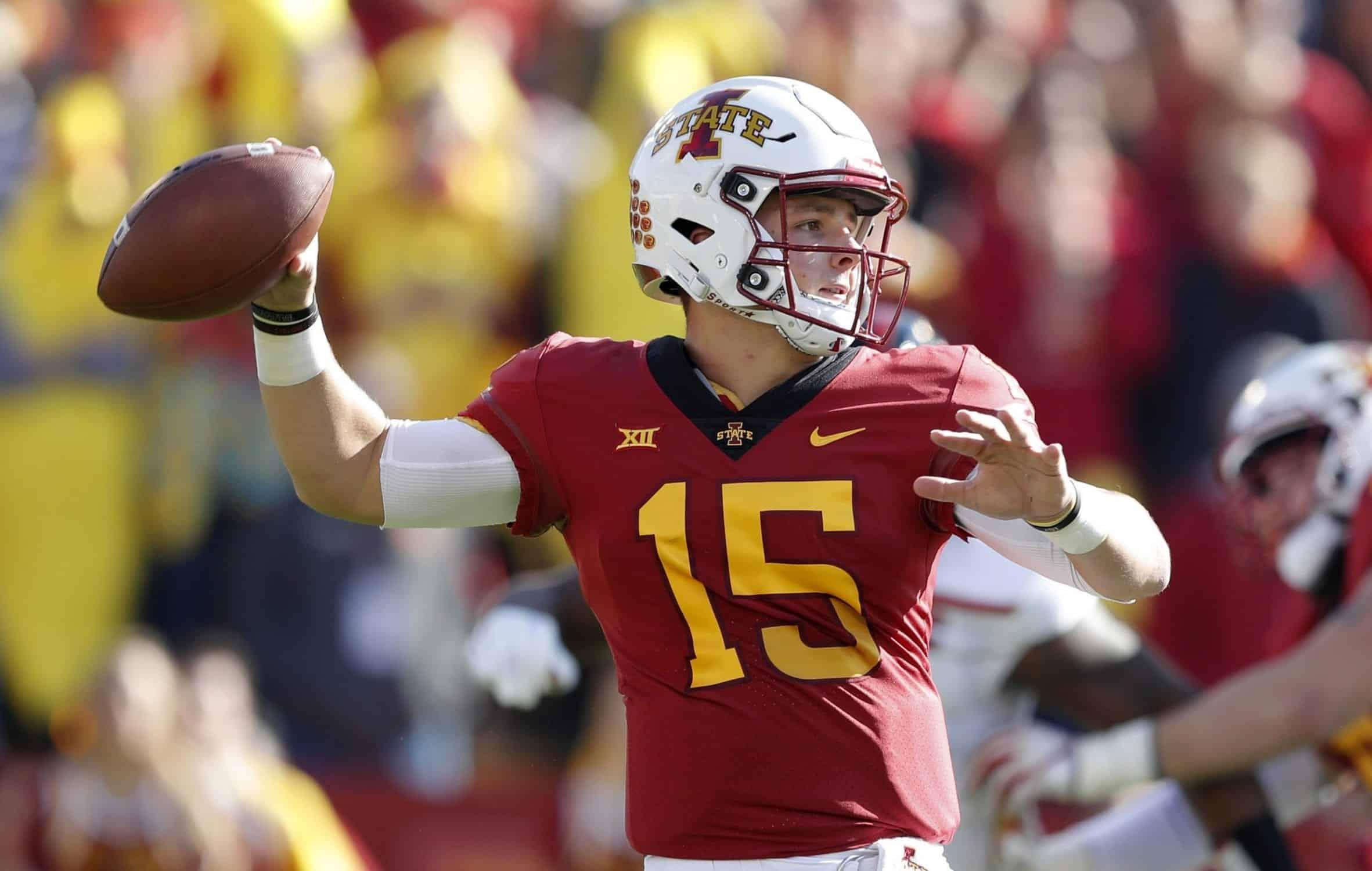 2021 NFL Draft: Three long-term replacements for Matt Ryan