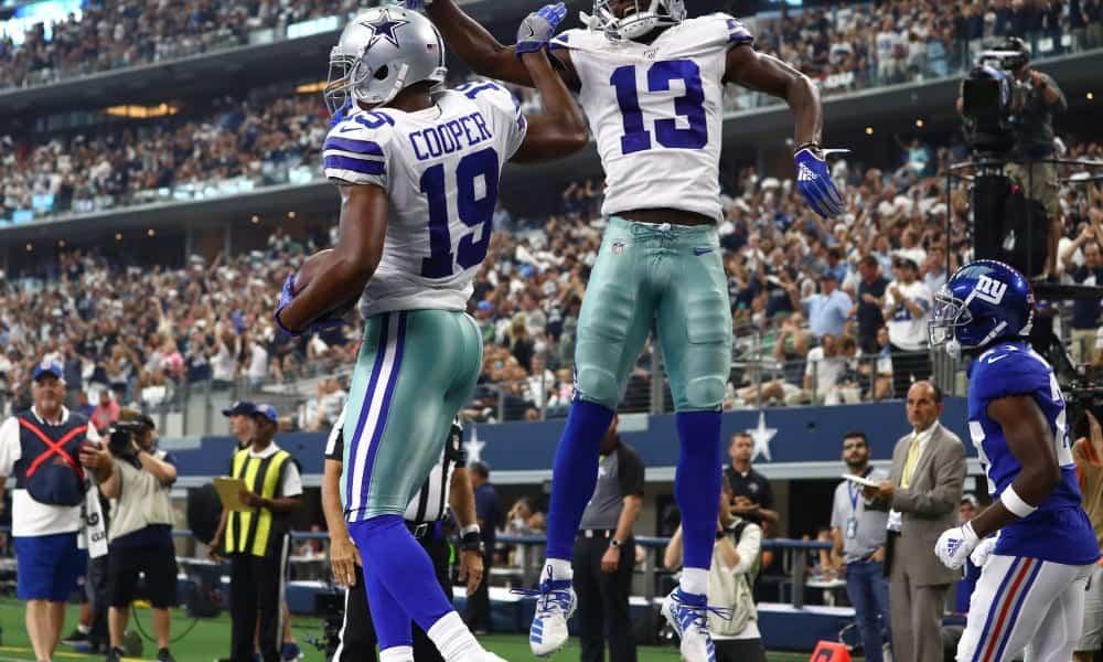 Dallas Cowboys 2020 Receivers: Amari Cooper vs. Michael Gallup