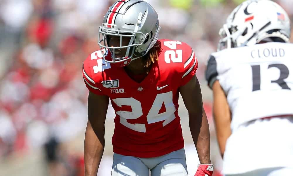 Cleveland Browns 2021 NFL Draft Look-ahead: Shaun Wade, CB, Ohio State