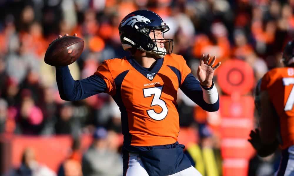 Reviewing the Denver Broncos 2020 quarterbacks