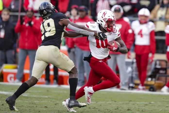 Can JD Spielman boost his draft stock after surprise Nebraska exit?