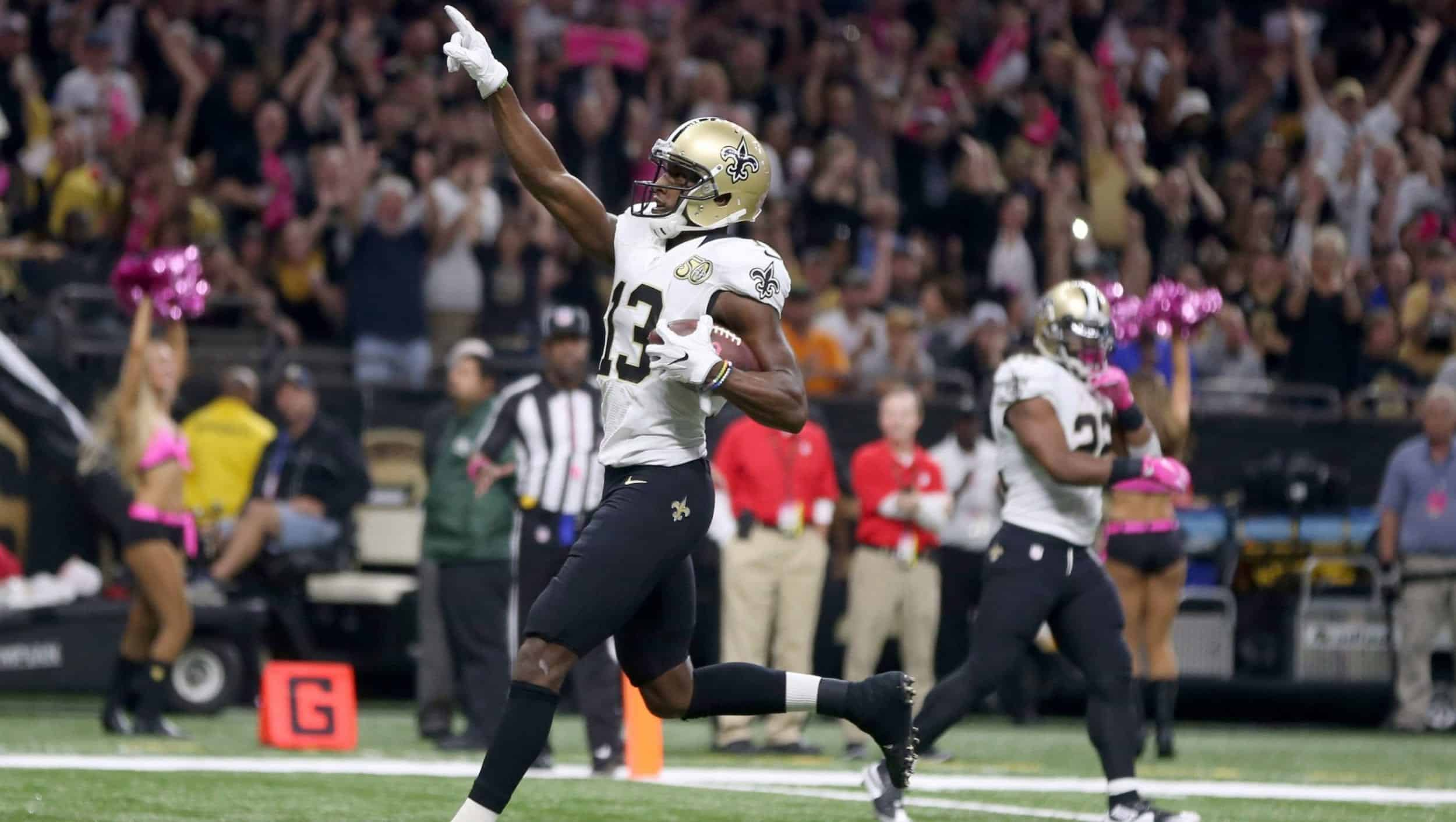 For NFL wide receivers, athleticism doesn't necessarily lead to value