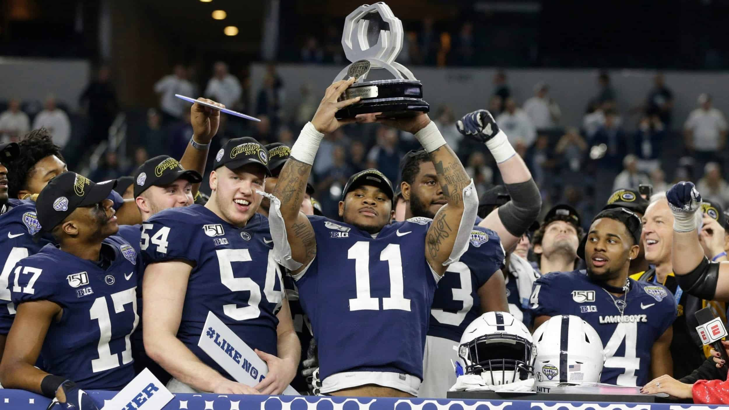 Why Penn State has the best Big Ten class in the 2021 NFL Draft