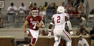 The Replacements: College Football Quarterback Battles (Devy)