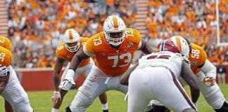 Three potential offensive line upgrades for Dolphins in 2021 NFL Draft