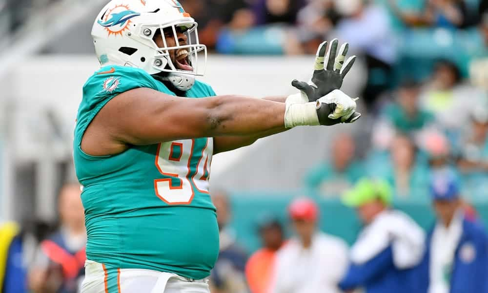 Christian Wilkins and Miami Dolphins preparing for players' return to facility