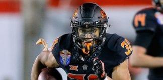 Chuba Hubbard leads list of Oklahoma State 2021 NFL Draft prospects