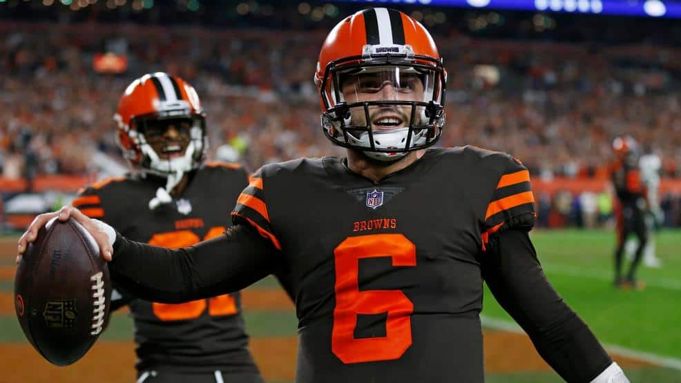 Rashad Higgins leaning on Baker Mayfield to spark a comeback in 2020
