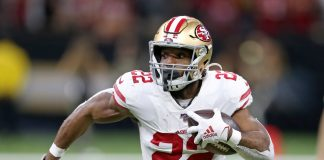 Will Matt Breida be the Dolphins starting running back?