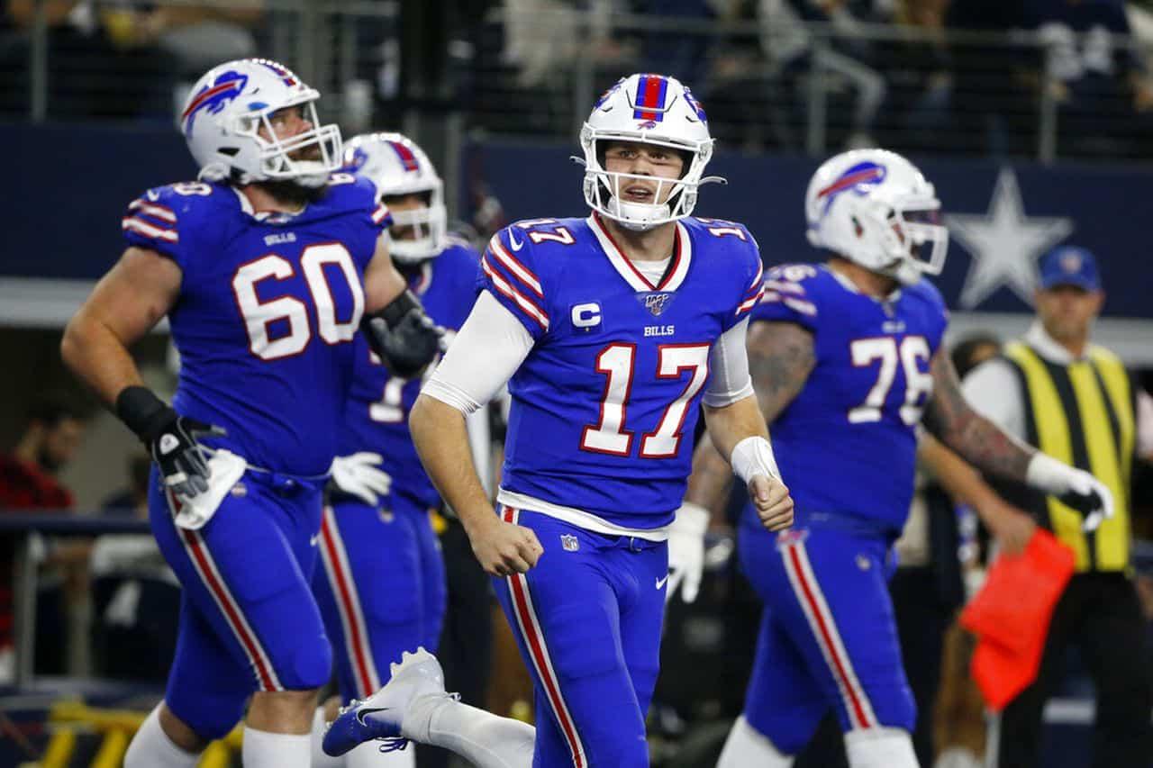 Buffalo Bills 2020 Season Betting Preview