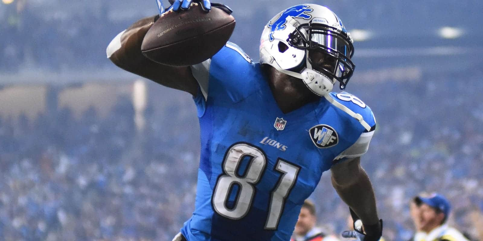 Top 10 most athletic NFL players of the 21st century