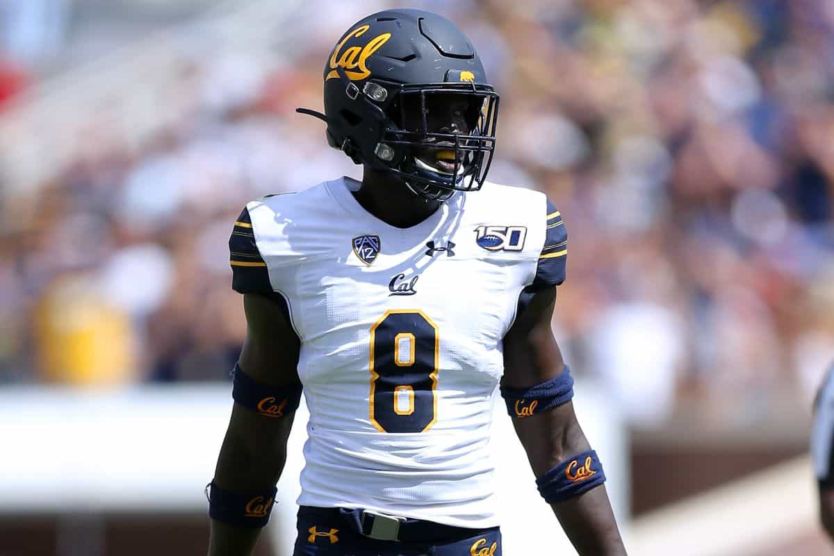 California linebacker Kuony Deng is a prospect with loaded potential