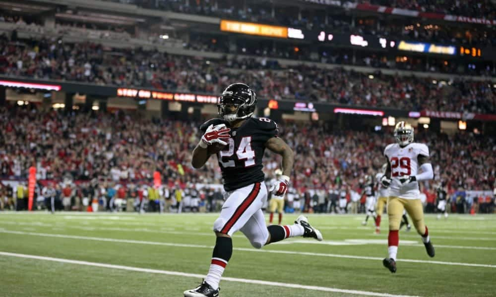 Three potential landing spots for Devonta Freeman