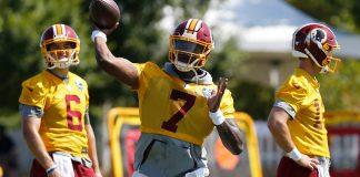 Washington Football Team Training Camp Preview: Quarterback