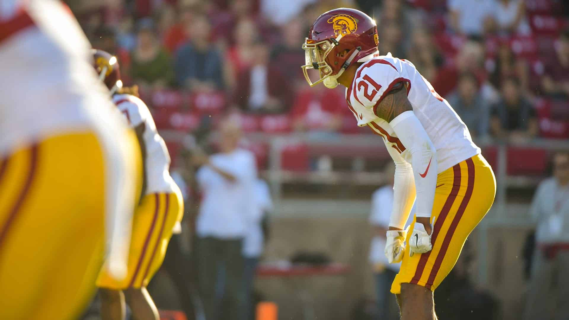 Despite rich football bloodlines, USC safety Isaiah Pola-Mao flies under the radar