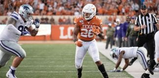 Texas RB Keaontay Ingram is underrated in the 2021 NFL Draft class