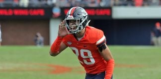 UVA football's Joey Blount situated to take command of secondary