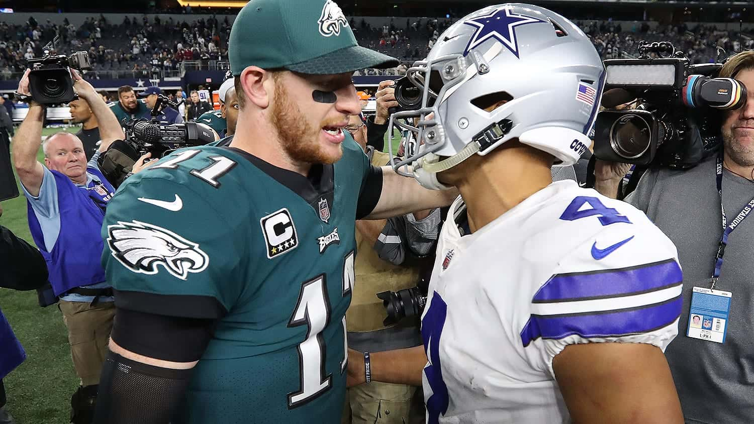 Top NFL divisional rivalry games that are must-see in 2020
