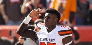 David Njoku has too much potential to be traded now