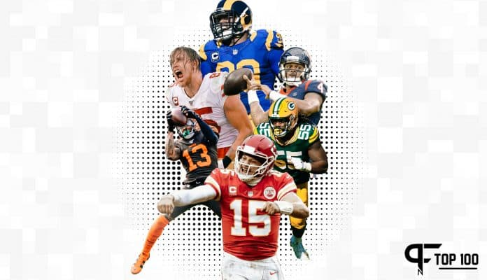 PFN's Top 100 NFL Players of 2020