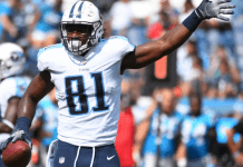 Jonnu Smith's fantasy floor and ceiling for the 2020 NFL season