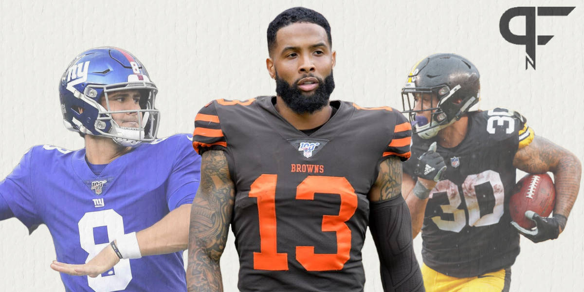 Eight Undervalued Fantasy Football Players for 2020