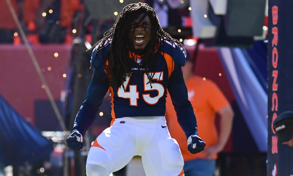 Reviewing the Denver Broncos 2020 inside linebackers