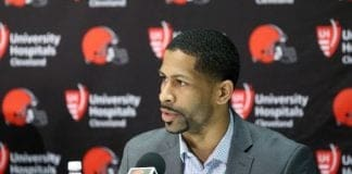 Recapping Andrew Berry's draft picks as a Cleveland Browns executive