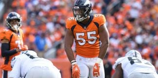 Reviewing the Denver Broncos 2020 outside linebackers