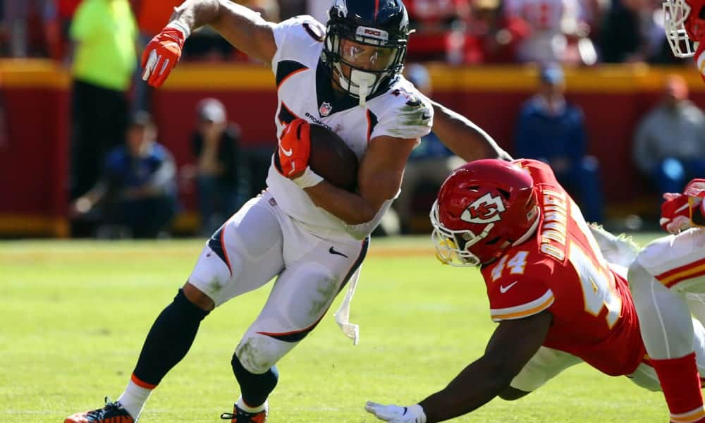 Renewing the Rivalry: Denver Broncos and Kansas City Chiefs