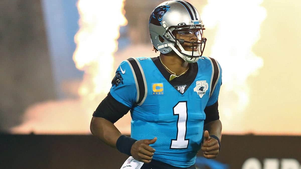 Cam Newton's OSM points to potential role with the Patriots