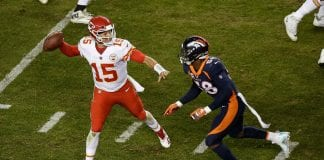 How Patrick Mahomes contract extension impacts the Broncos