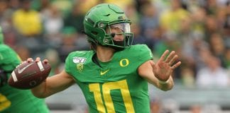 Three weapons for Justin Herbert in the 2021 NFL Draft