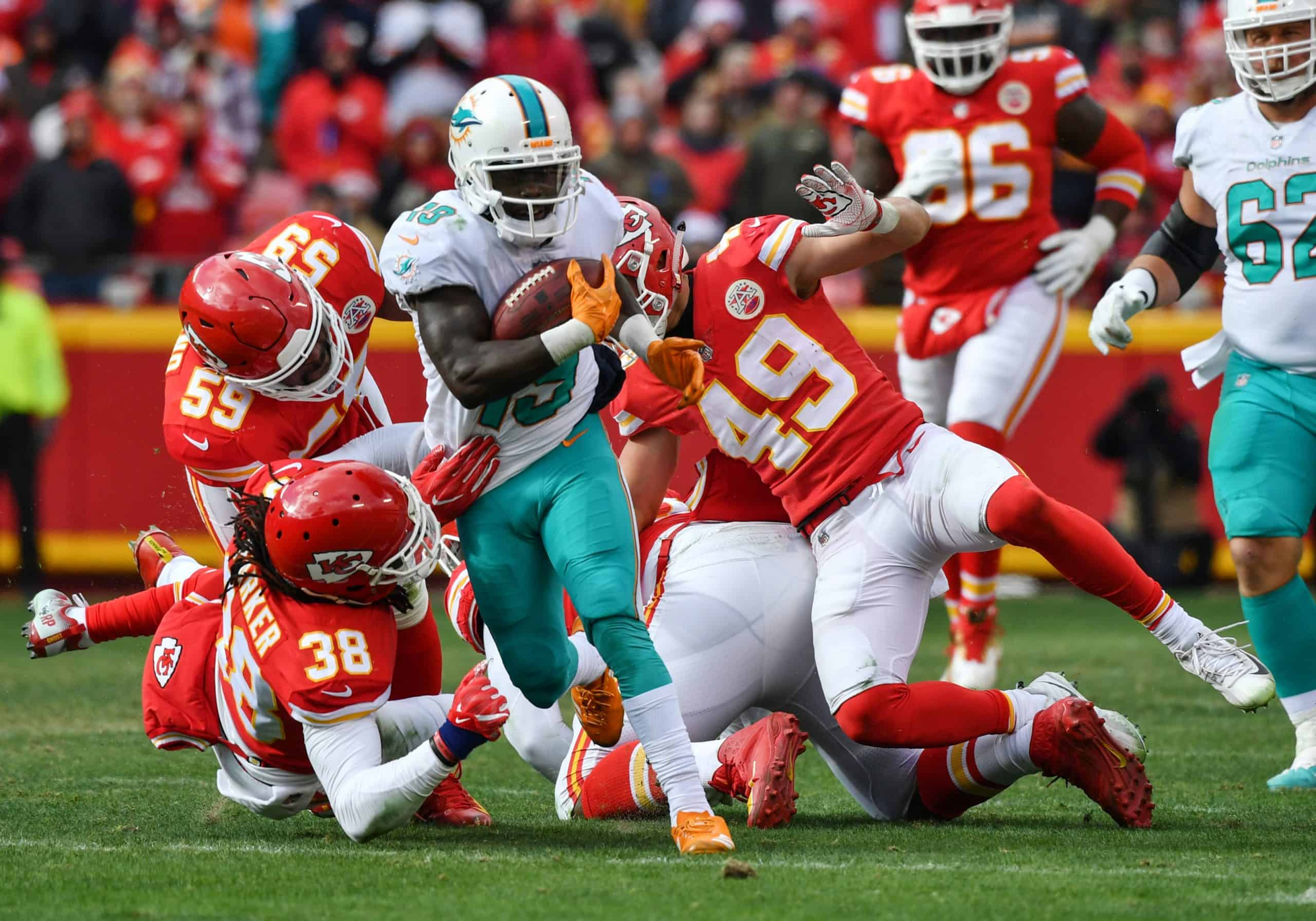 Dolphins Mailbag: What are strongest & weakest positional groups in 2020?