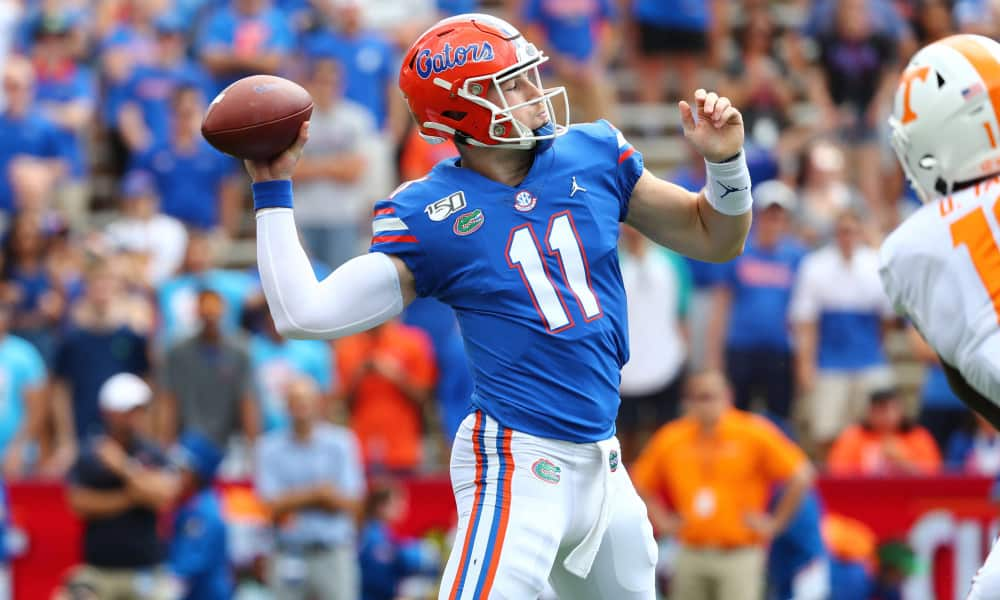 2021 NFL Draft: Kyle Trask's potential to play in the NFL
