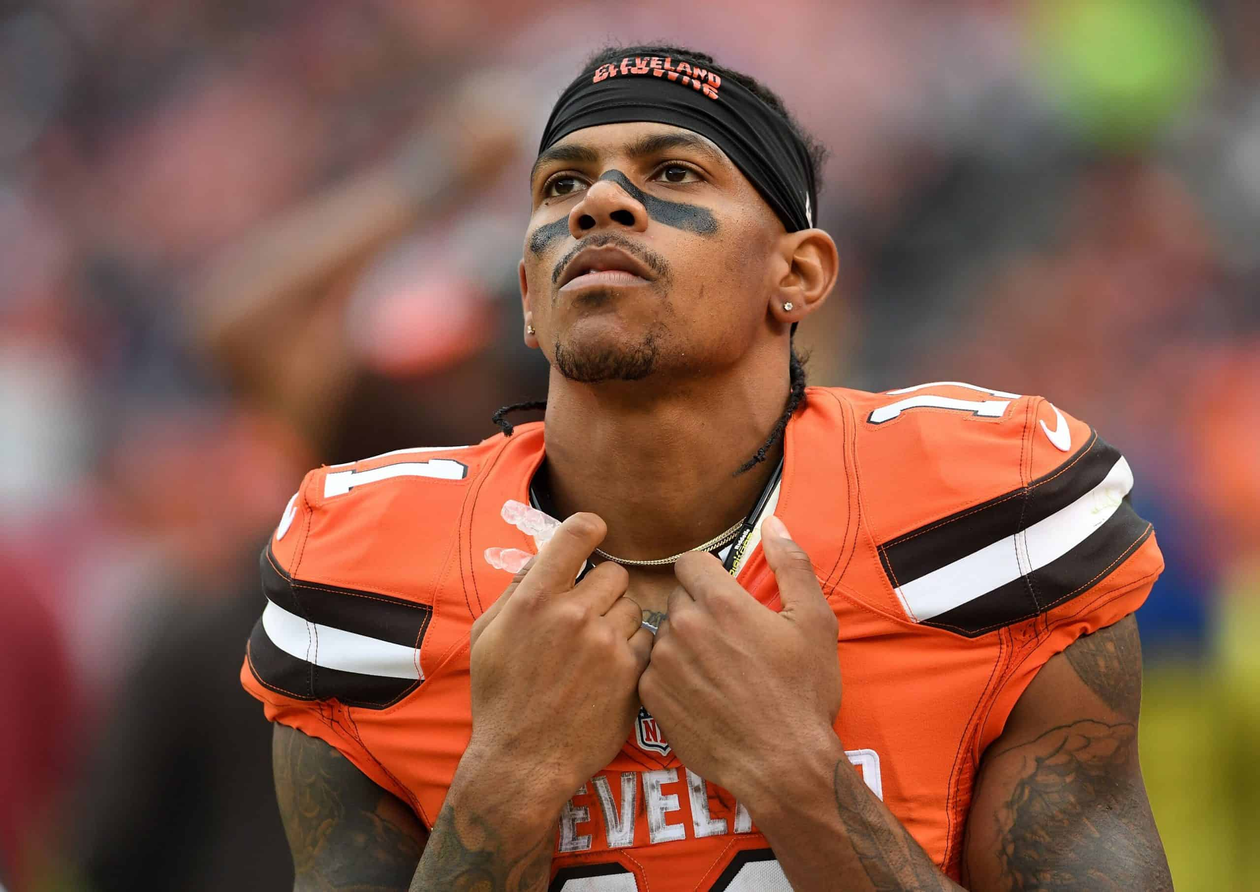 What could a healthy Terrelle Pryor bring to an offense in 2020?