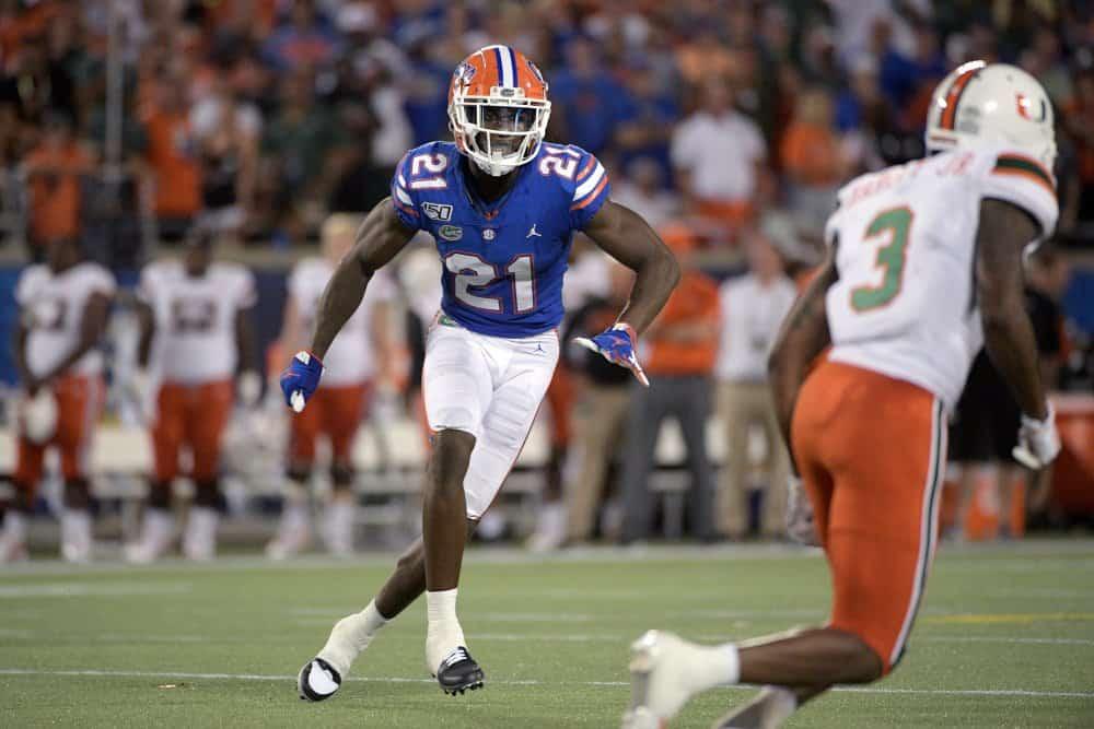 Can Gators CB Trey Dean cement Florida's reputation as DBU?