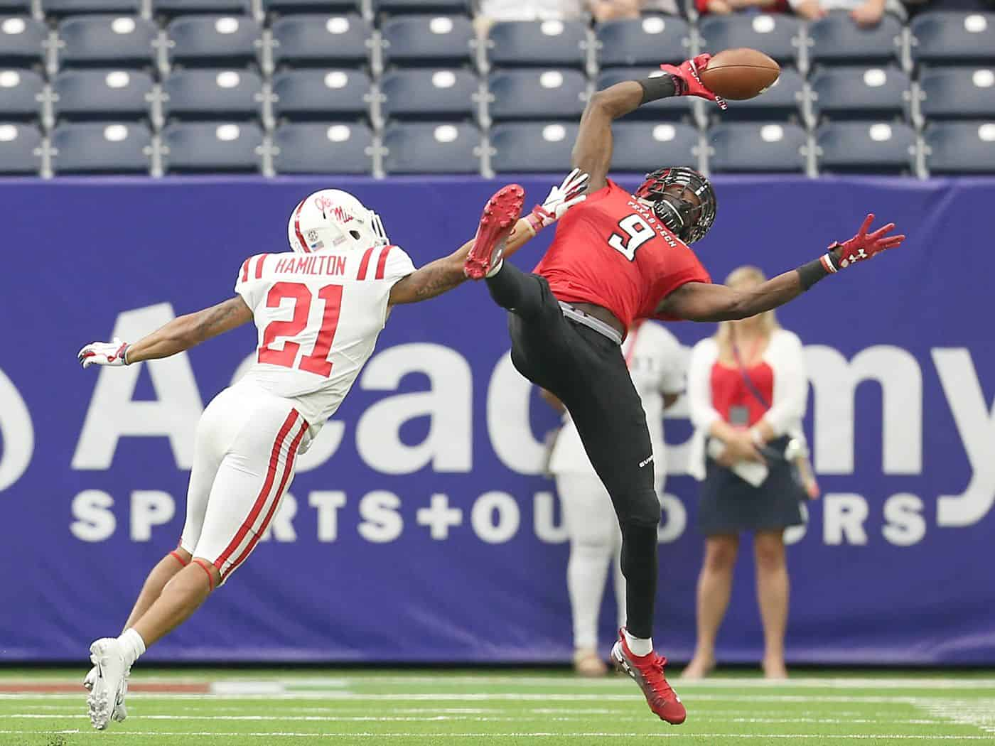 Tall wide receivers in the 2021 NFL Draft, and their many niches