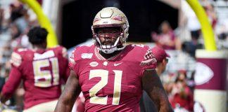 Dalton Miller's 2-round 2021 NFL Mock Draft
