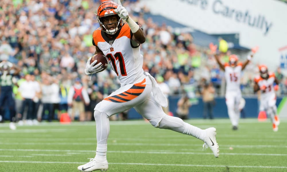 Bengals Mailbag: Is 2020 John Ross' final season in Cincinnati?