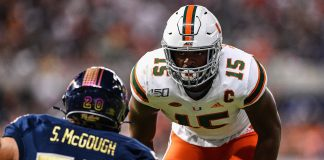 Players whose 2021 NFL Draft stock could descend with no season