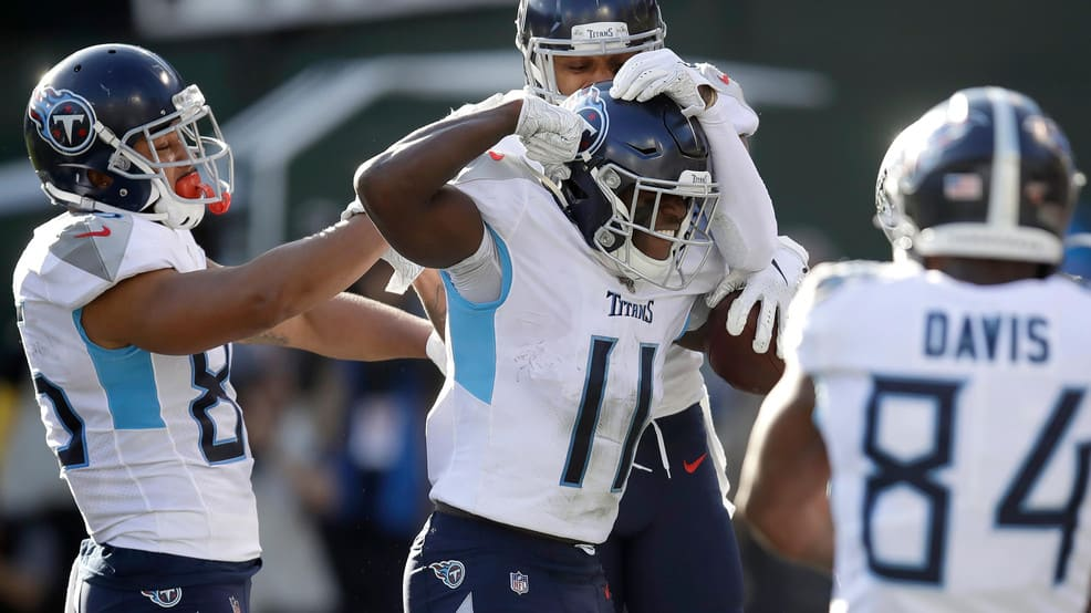 Tennessee Titans 2020 Training Camp Preview: Wide Receivers